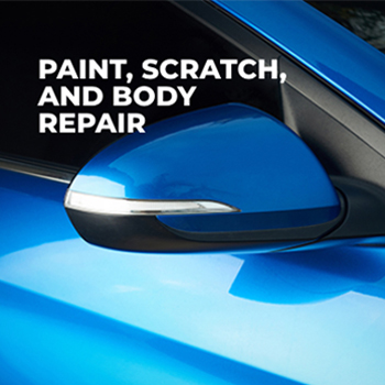 Paint, Scratch, Vehicle Damage Repair
