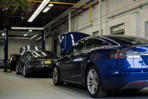 Tesla Certified Bodyshop